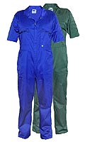 Blue Castle short sleeve overall